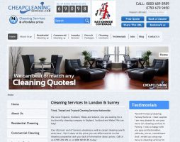 Cheap Cleaning Services Ltd
